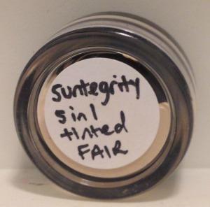 suntegrity skincare sample