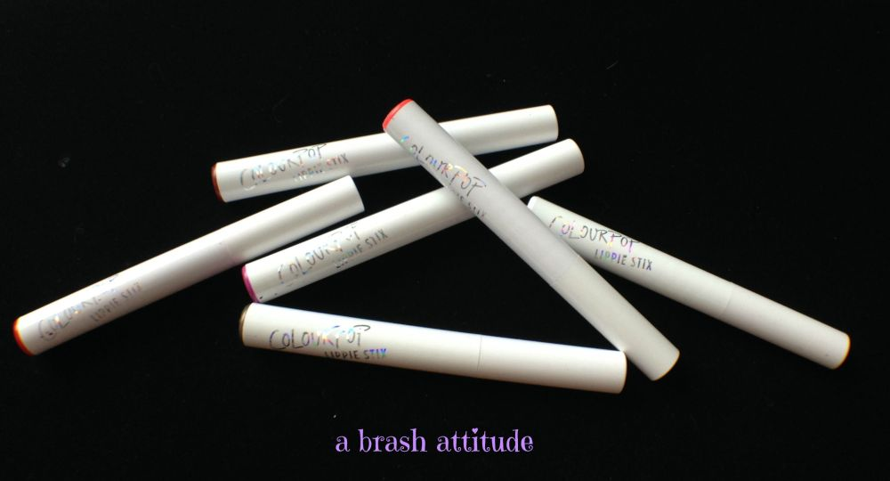 ColourPop Lippie Stix Reviews (1/4)