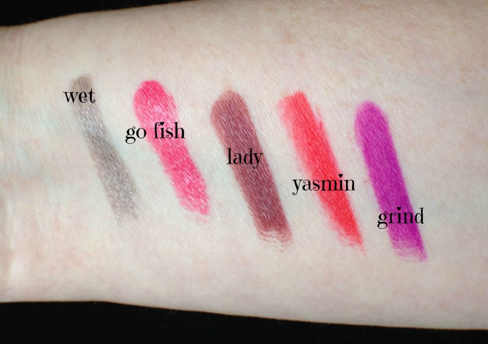 ColourPop Lippie Stix Reviews (4/4)