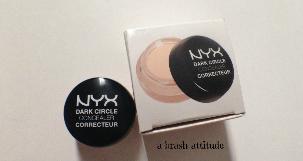 Nyx Dark Circle Concealer Review (1/4)