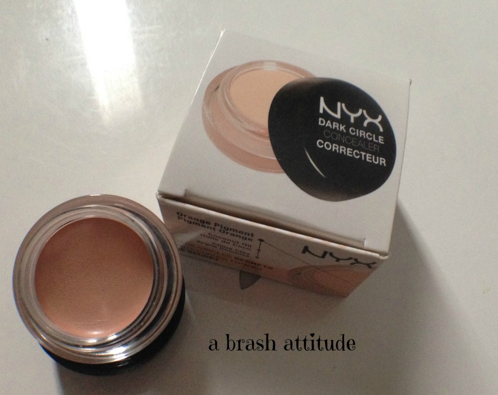 Nyx Dark Circle Concealer Review (2/4)