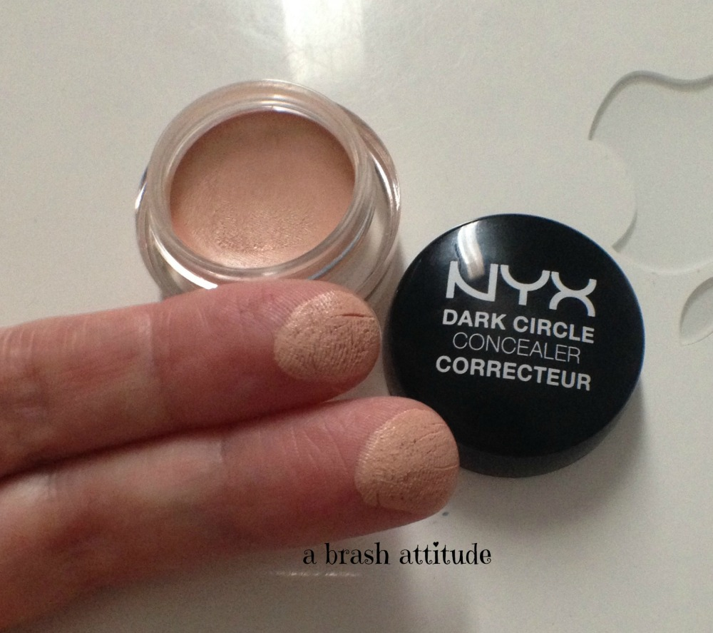 Nyx Dark Circle Concealer Review (3/4)