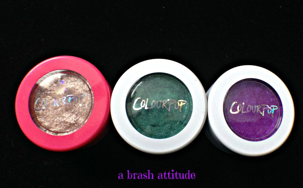 ColourPop Super Shock Eye Shadow / Pigments (1/5)