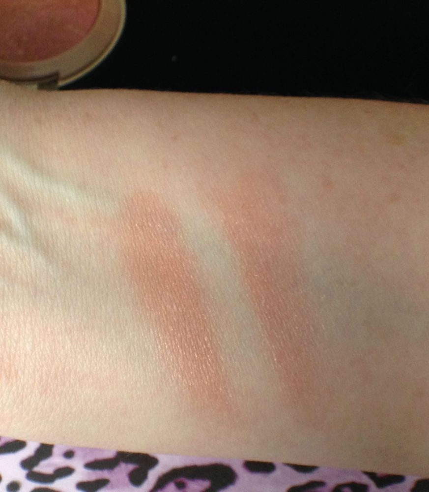 Milani Baked Blush Berry Amore Review and Comparison (3/6)