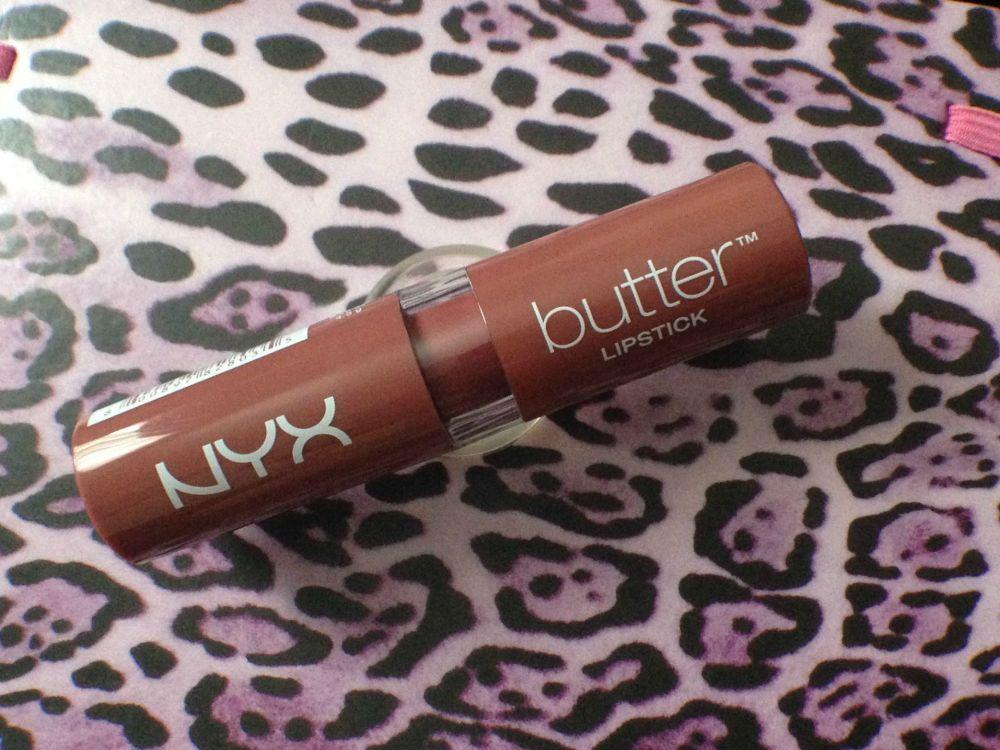 Nyx Butter Lipstick in Pops (MLBB!) (1/4)