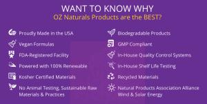 Oz Naturals (About)
