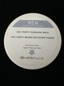 Ren NO. 1 Purity Cleansing Balm