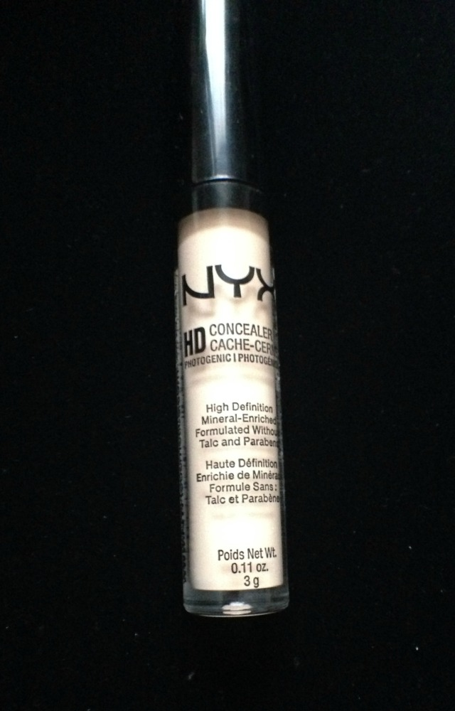 Nyx HD Concealer in Porcelain (1/3)