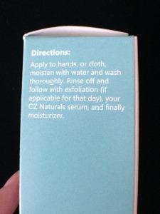 Oz Naturals 2