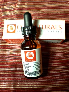 OZ Naturals C 3