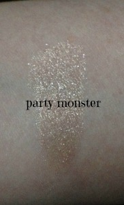 Concrete Minerals Party Monster