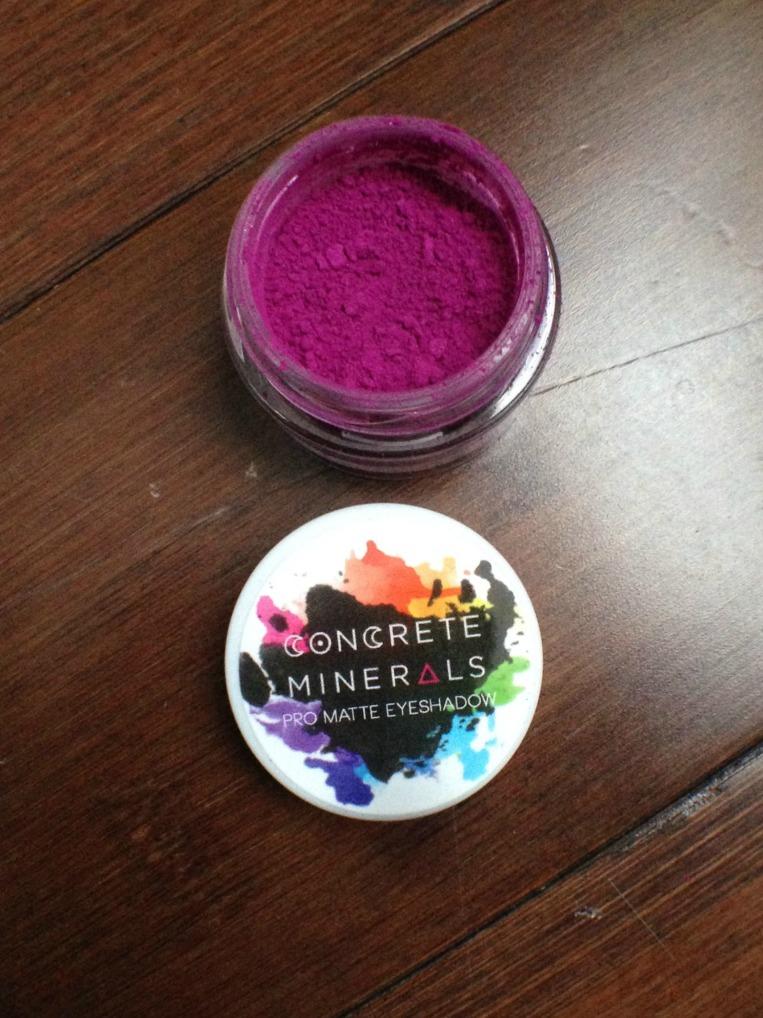 Concrete Minerals Pro Matte - Notorious