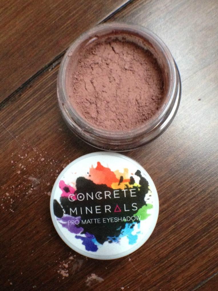 Concrete Minerals Pro Matte - Bandit
