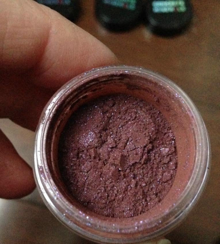 Concrete Minerals Arsenic Mineral Eyeshadow