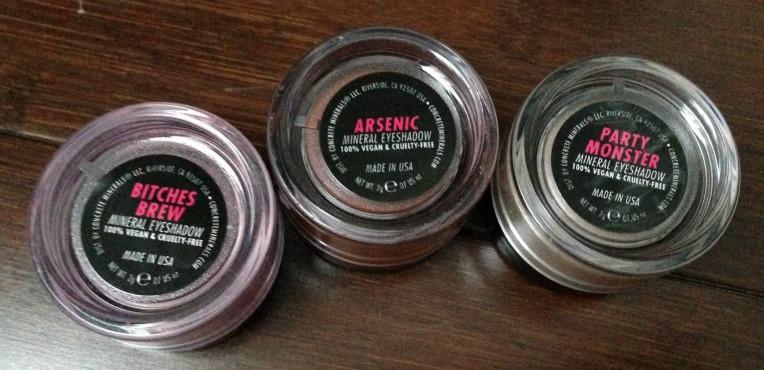 Concrete Minerals - Mineral Eyeshadow