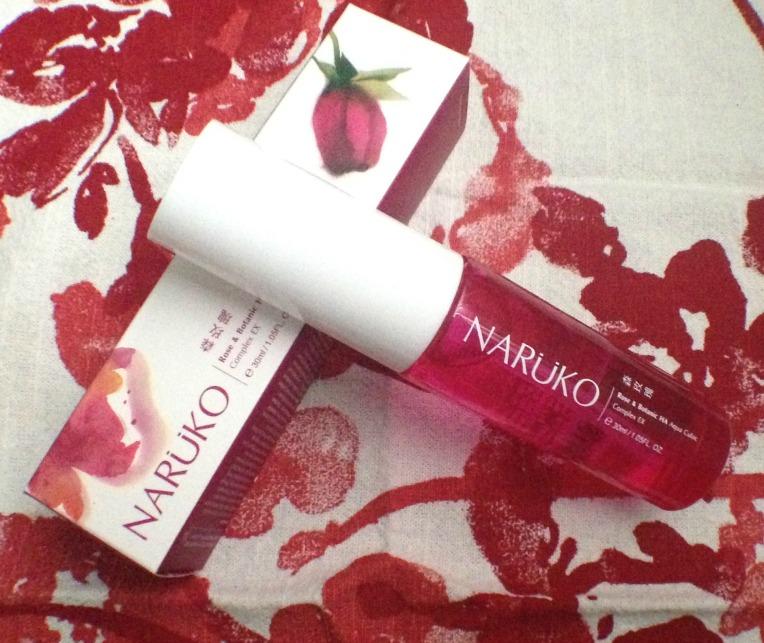Naruko Rose & Botanic HA Aqua Cubic Complex EX