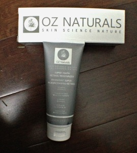 OZ Naturals Super Youth Retinol Moisturizer