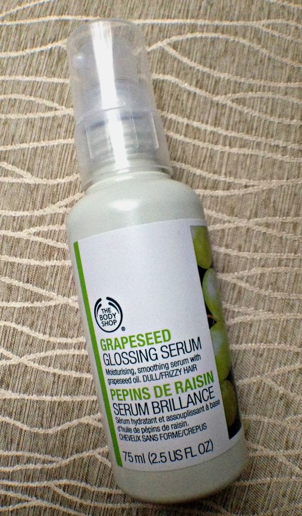 The Body Shop Grapeseed Glossing Serum