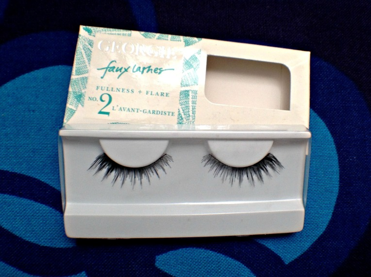 Georgie Beauty False Lashes No. 2