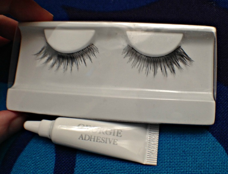 Georgie Beauty Faux lashes No. 2