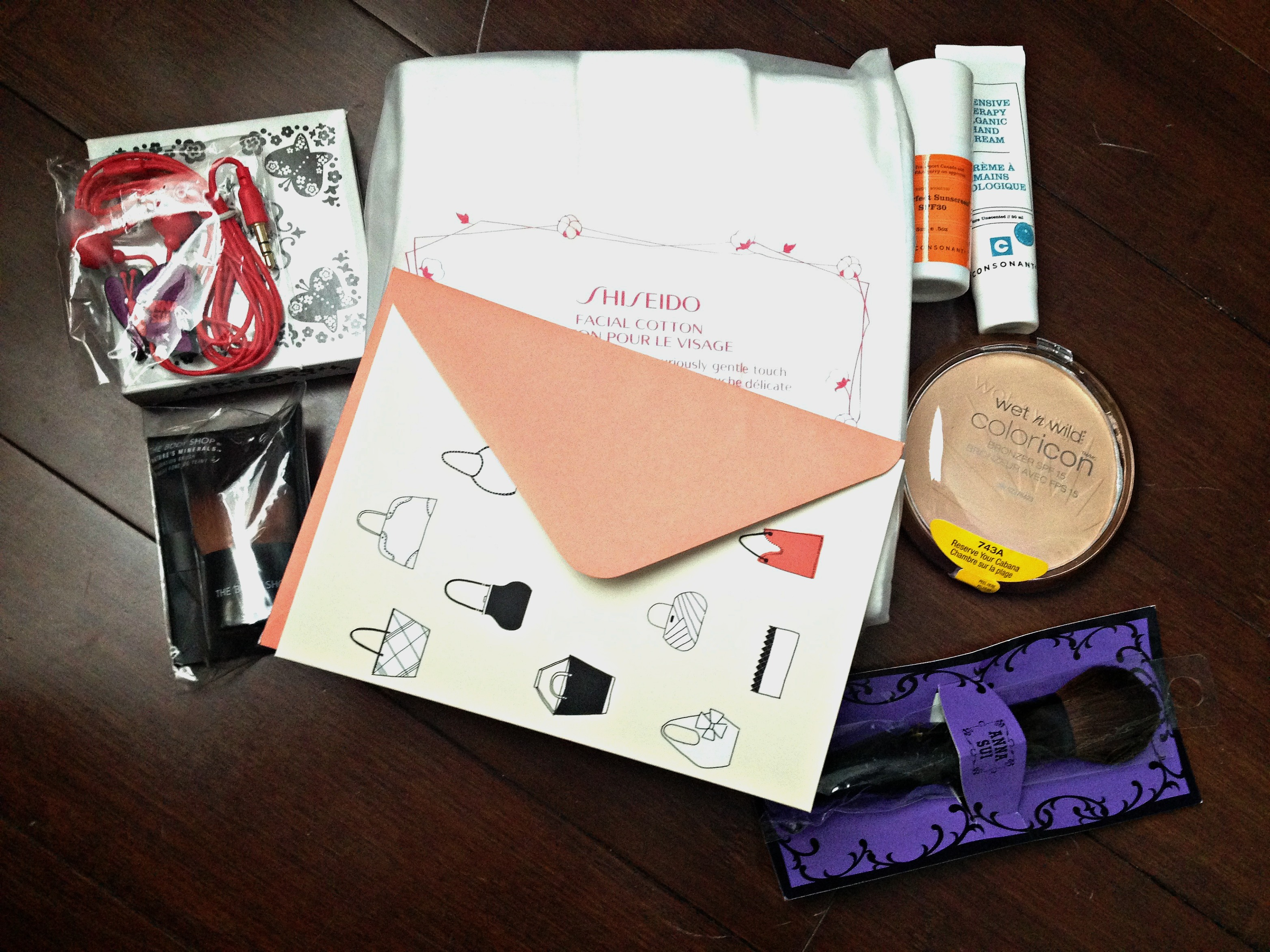 Stash Matter's Runner Up Giveaway Haulage