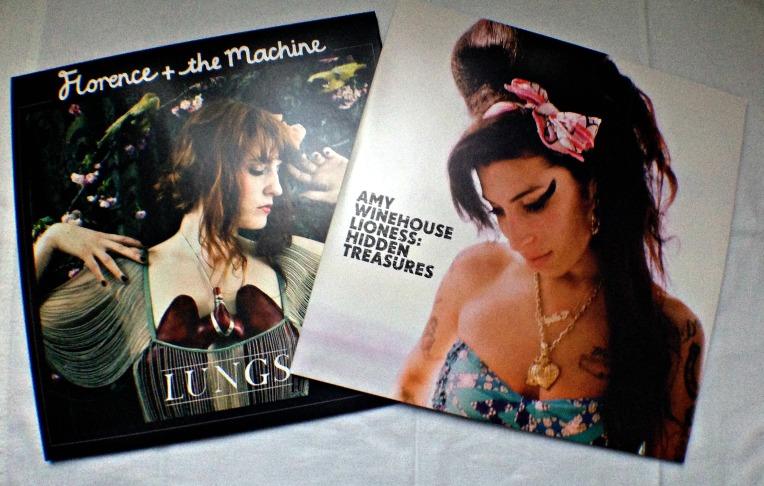 Florence & the Machine, Amy Winehouse
