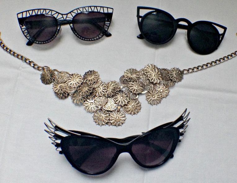Sunglasses from the sunglass spot