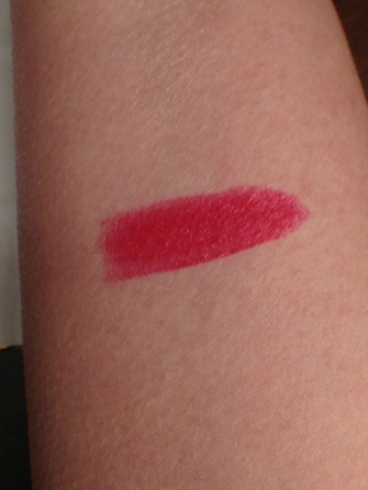 Essence Cosmetics Longlasting Lipstick in Adorable Matt!
