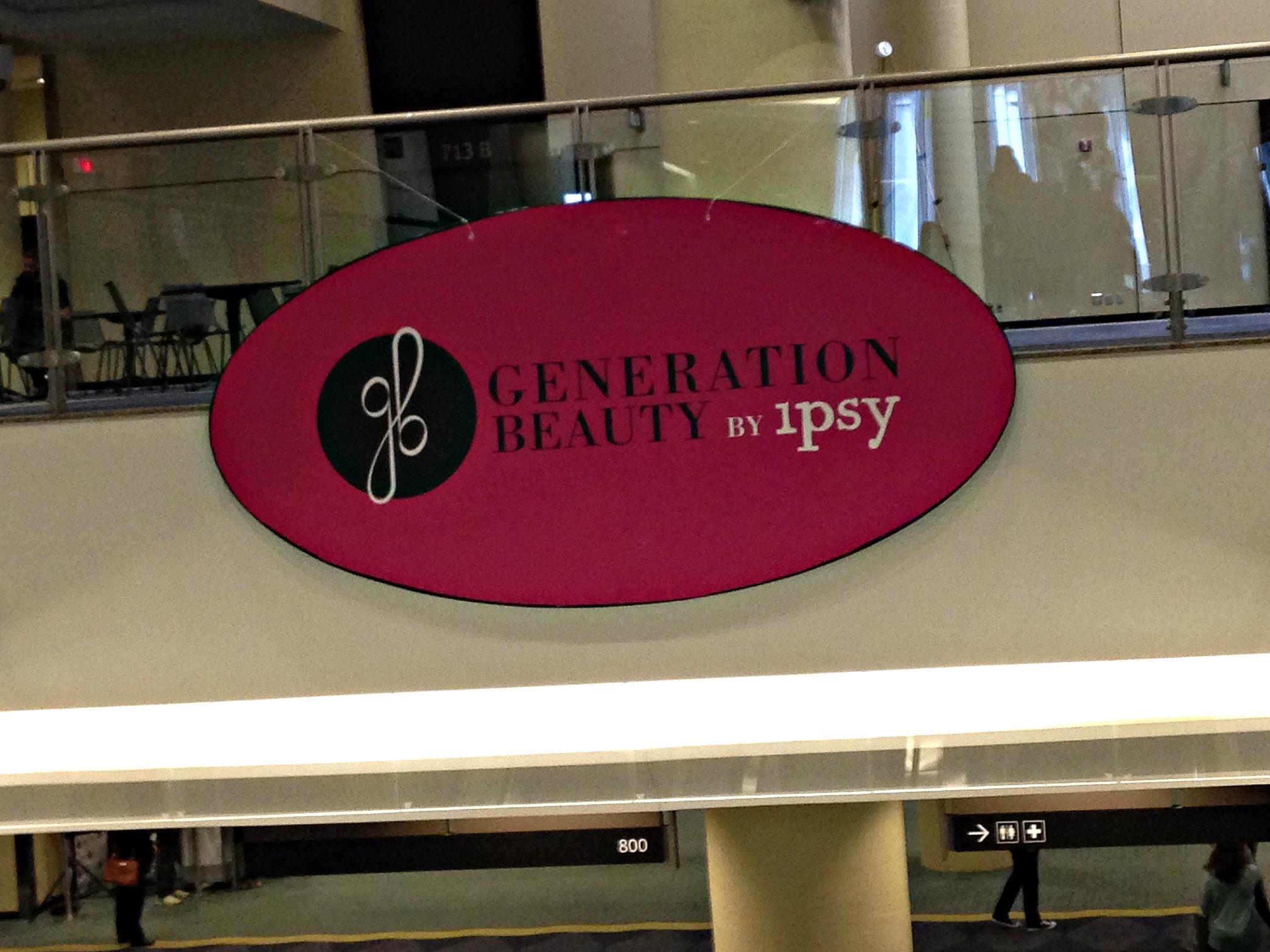 Generation Beauty by IPSY, Toronto 2016
