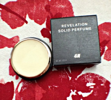 H&M Solid Perfume