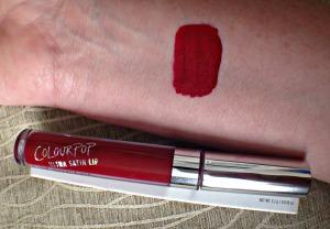 ColourPop Ultra Satin Lip in Lost