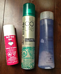 July Empties 2016