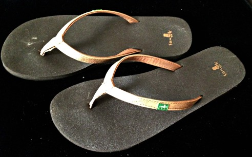 Sanuk YOGA JOY flipflops