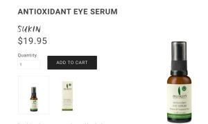 Sukin - Skincare Wishlist July 2016
