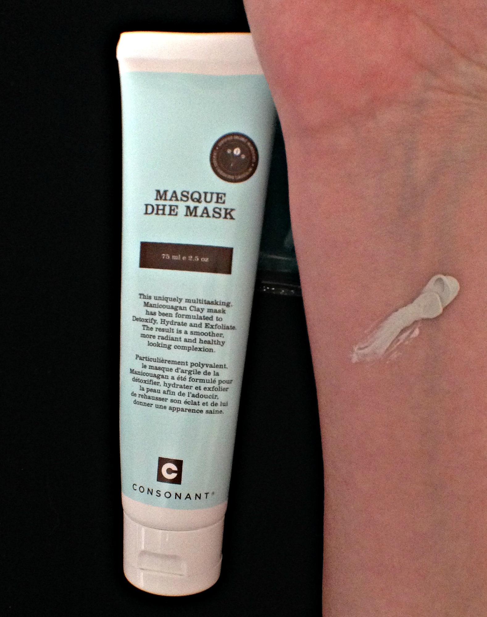 Consonant Skincare DHE Mask