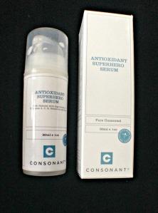 Consonant Skincare Antioxidant Superhero Serum