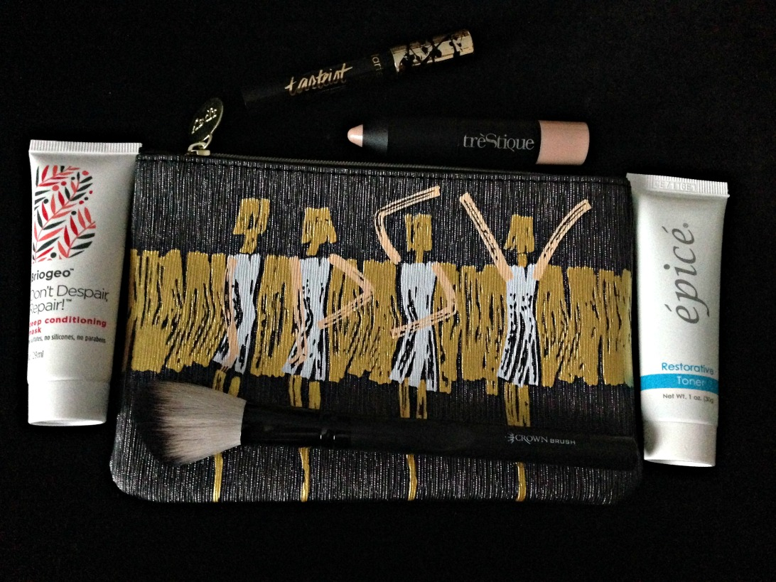 Ipsy Glam Bag Sept 2016
