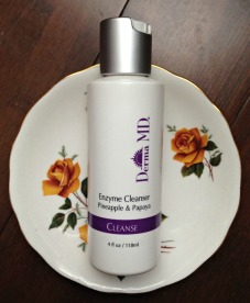 Derma MD Enzyme Cleanser