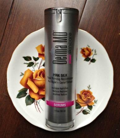 Derma MD Pink Silk Face Firming Rejuvenator