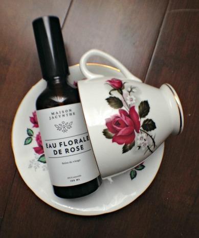Maison Jacynthe Eau Florale de Rose
