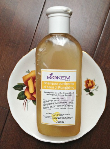 Naturelle Cosmetics - Biokem Purifying Shampoo