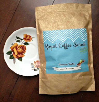 Naturelle Cosmetics - Royal Coffee Scrub