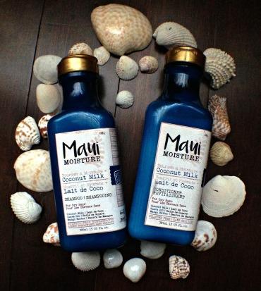 Maui Moisture Coconut Milk