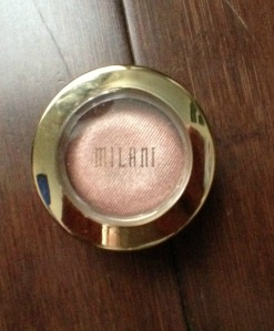 Milani Bella Eyes Gel Powder Eyeshadow in Bella Champagne