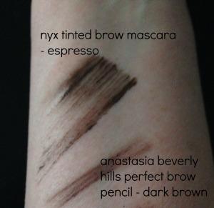 Nyx Tinted Brow Mascara - Espresso