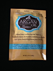 Hask Argan Oil Intense Deep Conditioning Hair Treatment