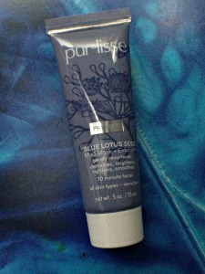 Pur~lisse Blue Lotus Seed Mud Mask + Exfoliant