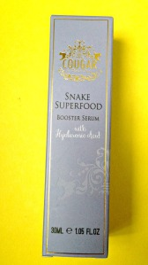 Cougar Beauty Snake Superfood Booster Serum