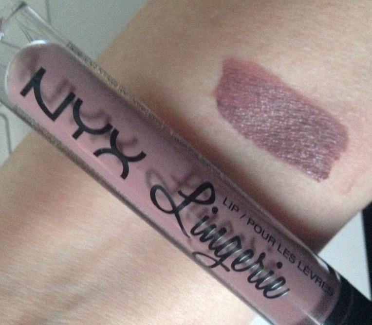 Nyx Lip Lingerie - Embellishment