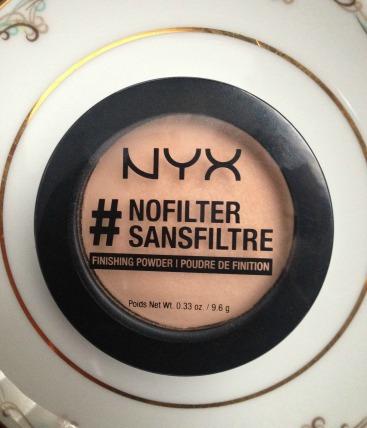 Nyx #NoFilter Finishing Powder